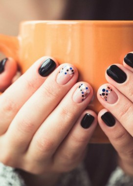 30 Are You A Beginner Polish Your Nails With These Easy Nail Art 26