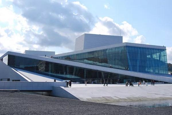 Ópera y el Ballet de Oslo