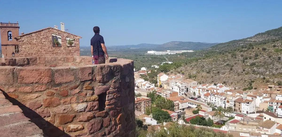 Los pueblos mas bonitos de Castellon, Vilafames