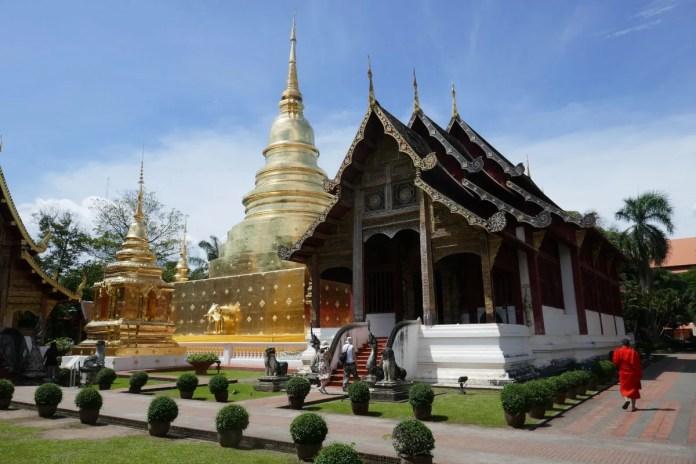 Ruta por Tailandia 15 dias, itinerario dos semanas