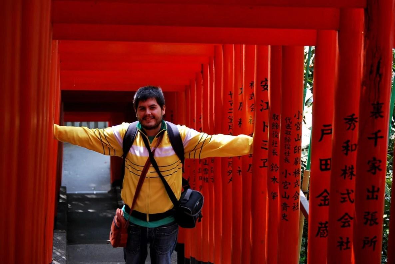 Pau en Tokio