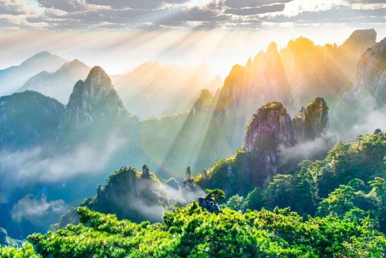 Excursion a Huangshan desde Shanghai o Hangzhou