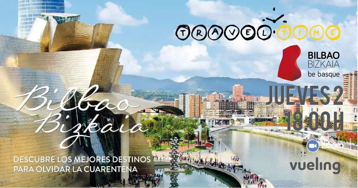 Charla con lo mejor de Bilbao y Vizcaya