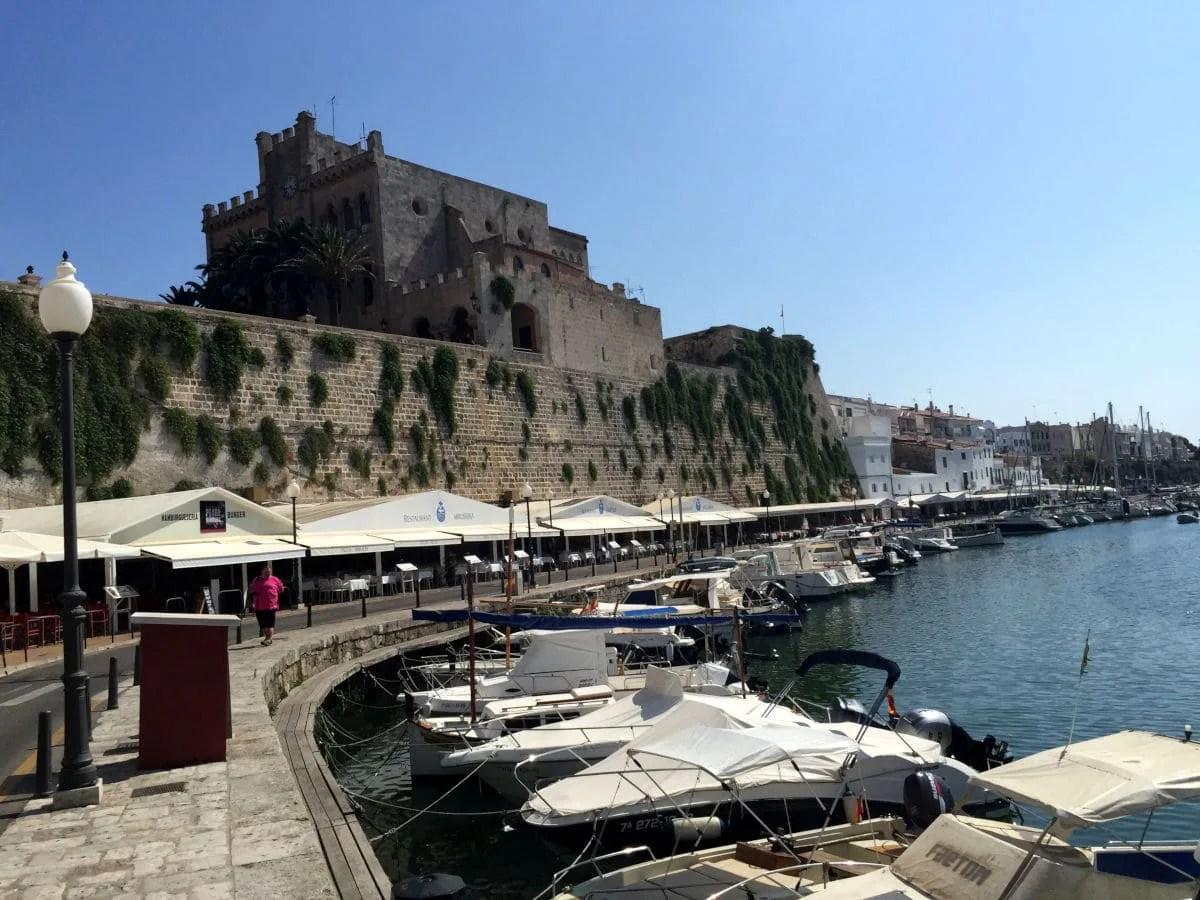 Que hacer en Menorca, Ciutadella
