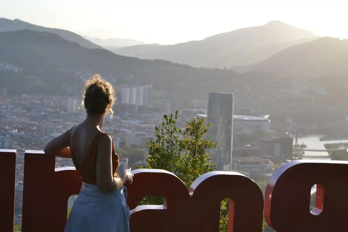 Que ver en Bilbao y Vizcaya, Artxanda