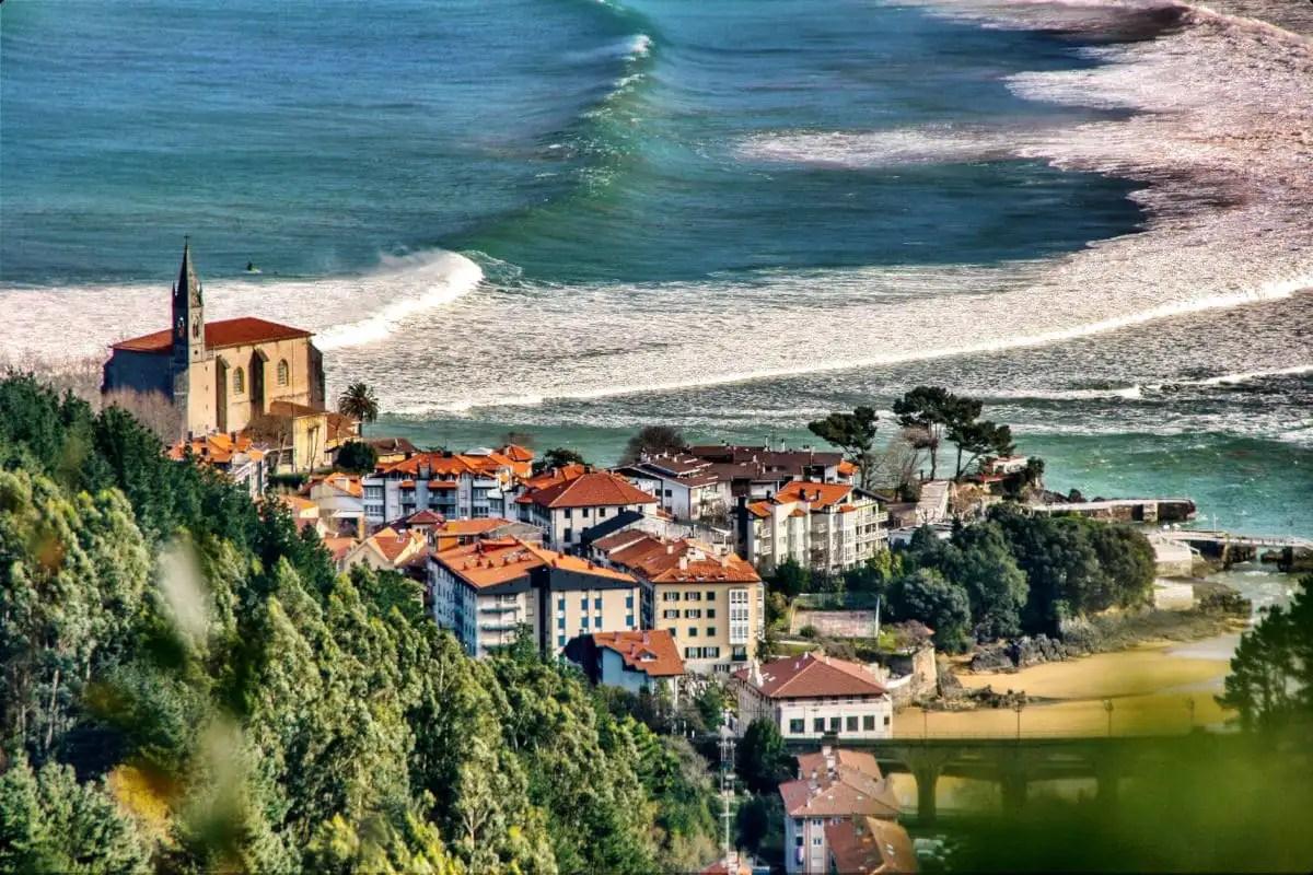 Que ver en Bilbao y Vizcaya, Mundaka