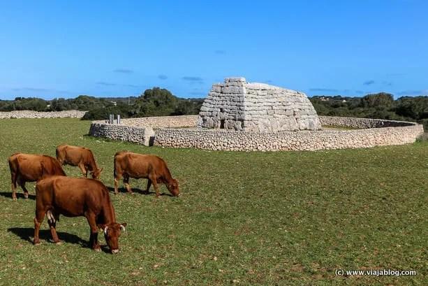 Que ver en Menorca, Naveta des Tudons