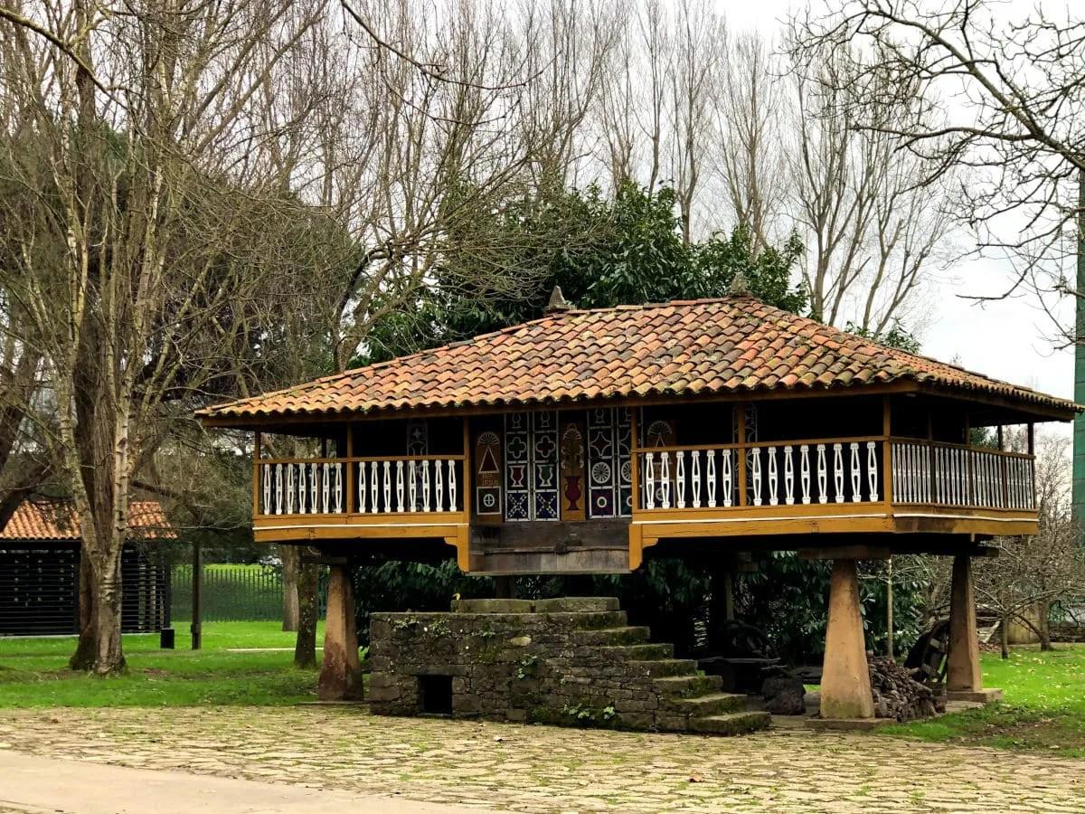 Qué visitar en Gijón, Muséu del Pueblu d'Asturies