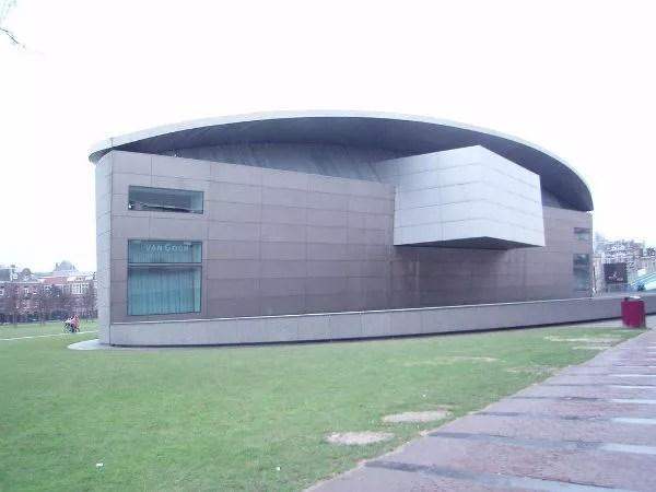 Ampliación del Museo Van Gogh