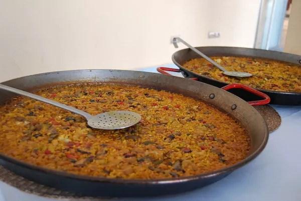 Fotos de Alicante, arroz alicantino