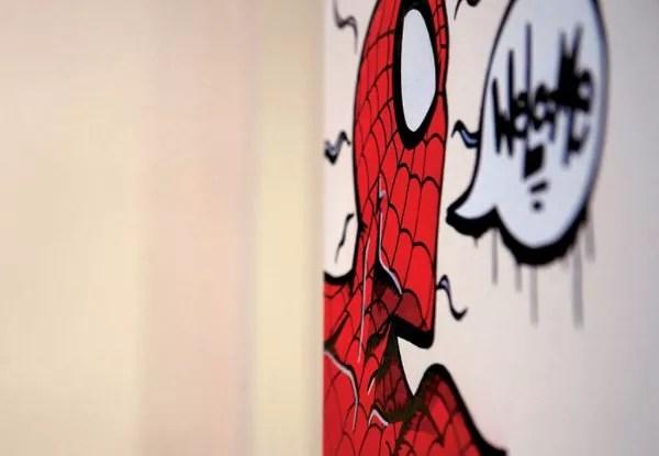 BabyGrand Hotel Spiderman