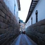 Callejón Loreto en el Cusco
