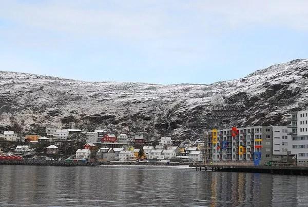 Casas de Hammerfest
