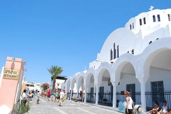 Catedral Ortodoxa Metropolitana de Fira