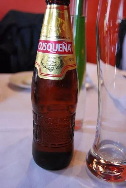Cerveza Premium Cusqueña