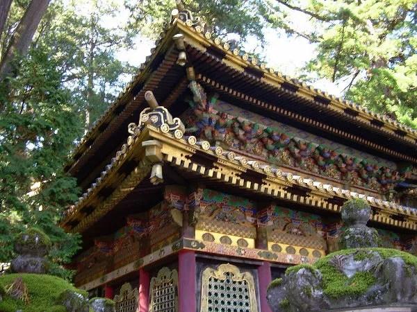 Complejo de Tosho-gu en Nikko