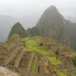 Contemplando la grandeza de Machu Picchu