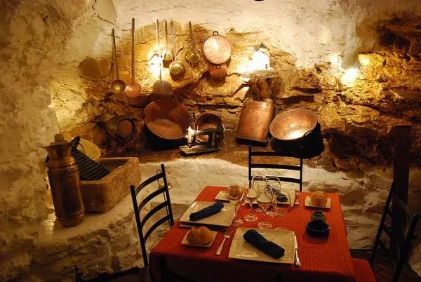 Cueva La Martina en Campo de Criptana