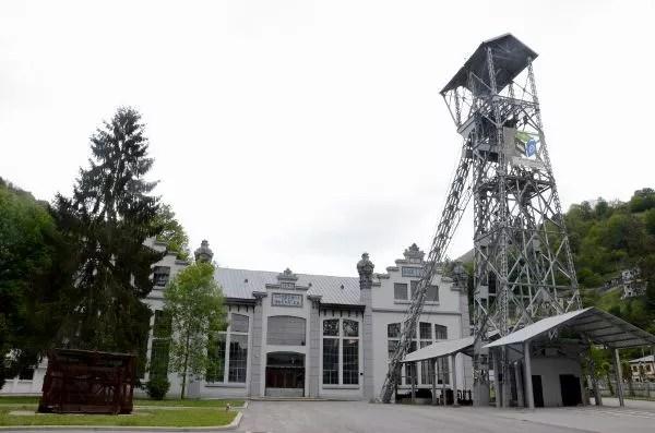 Ecomuseo Minero del Valle de Samuño en Asturias