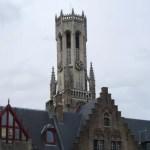 El campanario de Brujas o Belfort