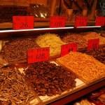 Farmacia de medicina china tradicional en Hong Kong