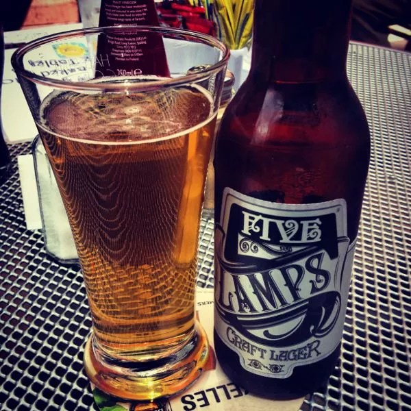 Five Lamps Craft Lager