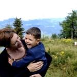 Fotos Austria con niños, Vero y Oriol