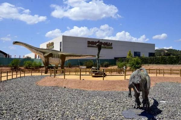 Fotos Dinópolis Teruel, dinosaurios