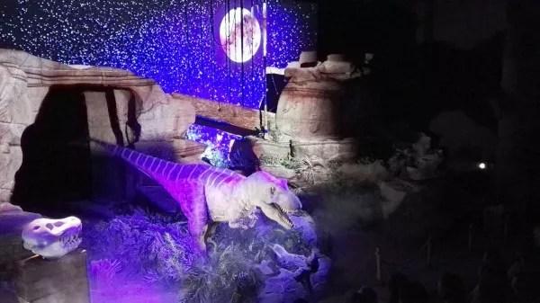 Fotos Dinopolis Teruel, nuevo TRex Show