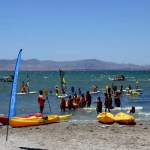 Fotos Mar Menor, escuela de kayak