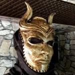 Fotos Osuna Museo Juego de Tronos, mascara arpia
