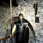 Fotos Osuna Museo Juego de Tronos, traje inmaculado