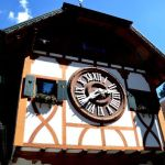 Fotos Selva Negra, reloj de cuco Triberg