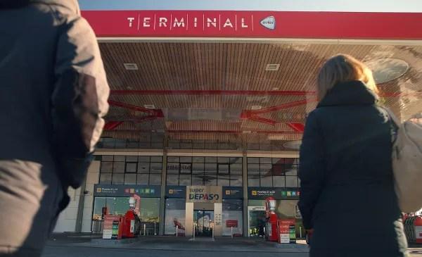 Fotos Terminal Avios Iberia y Cepsa