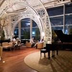 Fotos Turkish Ailines clase business, Lounge Estambul gente