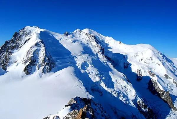 Fotos de Aiguille du Midi en Francia, Mont Blanc