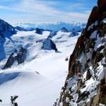 Fotos de Aiguille du Midi en Francia, a Courmayeur