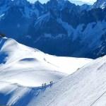 Fotos de Aiguille du Midi en Francia, a escalar el Mont Blanc