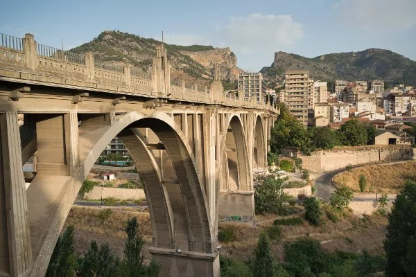 Fotos de Alcoy, Puente de San Jorge