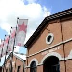 Fotos de Amberes, Red Star Line Museum edificio