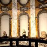 Fotos de Amberes en Flandes, estatua de Seneca Casa Museo de Rubens