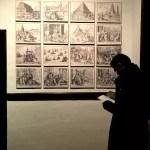Fotos de Amberes en Flandes, mapas Museo Plantin Moretus