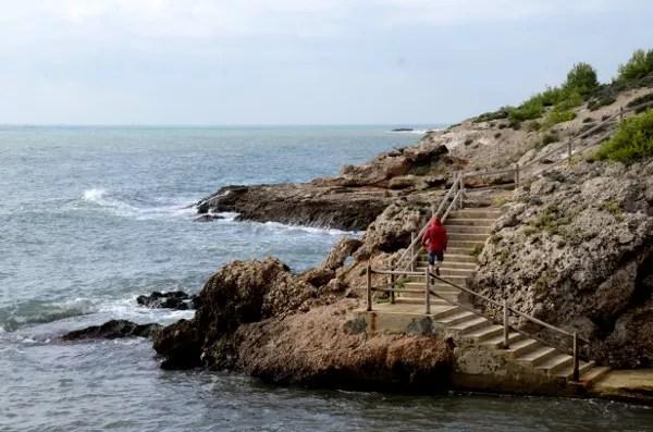 Fotos de Ametlla de Mar en Tarragona, cala y turista