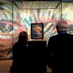 Fotos de Amsterdam, autoretrato de Van Gogh