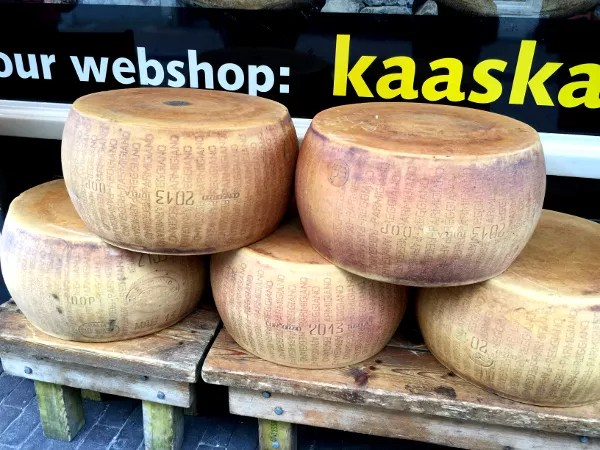 Fotos de Amsterdam, quesos