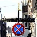 Fotos de Amsterdam, señales