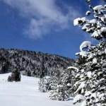 Fotos de Andorra, Grau Roig en invierno