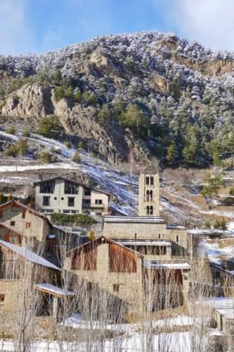 Fotos de Andorra, Pal