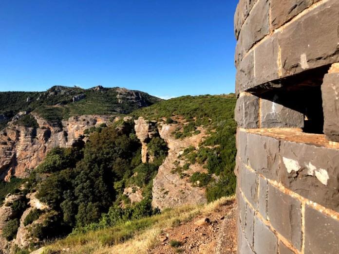 Fotos de Aragón, mirador de los buitres