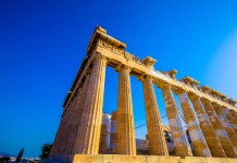 Fotos de Atenas en Grecia, Partenon